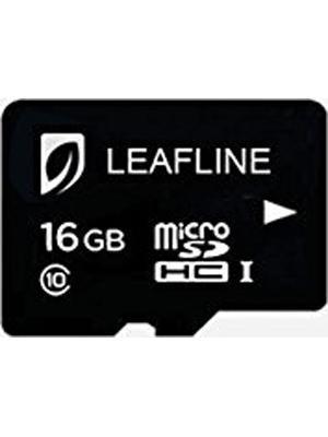 Leafline MicroSDHC 16GB Class 10 Memory Card