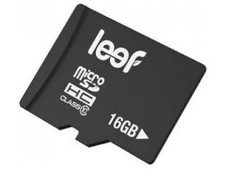 Leef 16GB MicroSDHC Class 10 LMM10AKW016E1