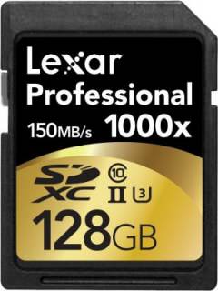 Lexar 128GB MicroSDXC Class 10 LSD128CRBNA10002