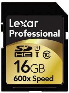 Lexar 16GB MicroSDHC Class 10 LSD16GCRBNA600