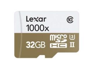 Lexar 32GB MicroSDHC Class 10 LSDMI32GCBNL1000R