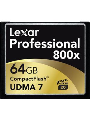 Lexar Professional 800x 32GB CompactFlash Card LCF32GCRBNA8002