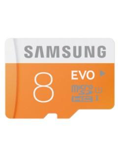 Samsung 8GB MicroSDHC Class 10 MB-MP08D