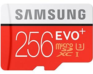 Samsung Evo Plus 256GB UHS-I MicroSDXC MB-MC256DA/AM