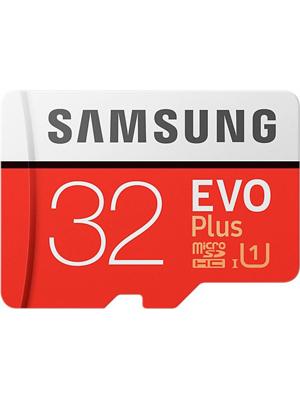 Samsung EVO Plus MB-MC32GA/IN 32 GB SDXC microSD Card