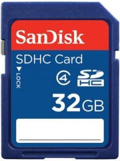 Sandisk 32GB MicroSDHC Class 4 SDSDQM-0032G-B35