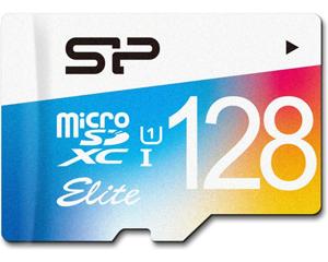 Silicon Power 128GB MicroSDXC Class 10 SP128GBSTXBU1V20NE