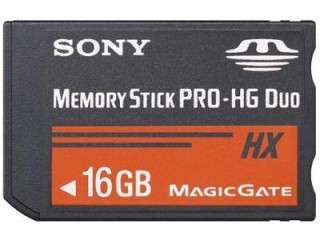 Sony 16GB Memory Stick Micro (M2) Class 10 MS-HX16B