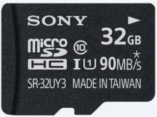 Sony 32GB MicroSDHC Class 10 SR-32UY2