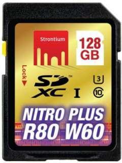 Strontium 128GB SD Class 10 SRP128GSDU1
