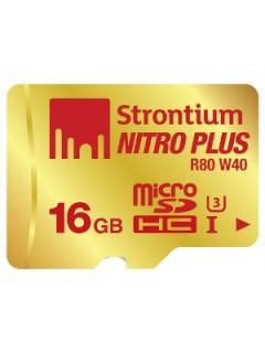 Strontium 16GB MicroSDHC Class 10 SRP16GTFU1C
