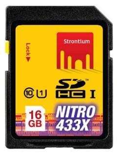 Strontium 16GB SD Class 10 SRN16GSDU1