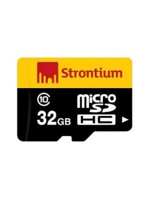 Strontium 32GB MicroSDHC Class 10 SR32GTFC10R
