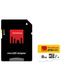 Strontium 8GB MicroSDHC Class 10 SRN8GTFU1C