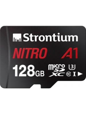 Strontium Nitro A1 128GB SDXC UHS Class 1 Memory Card
