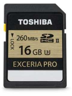 Toshiba 16GB MicroSDHC Class 10 THN-N101K0160U6