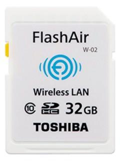 Toshiba 32GB SD Class 10 SD-F32AIR