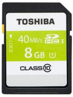 Toshiba 8GB MicroSDHC Class 10 SD-C008UHS1(6A