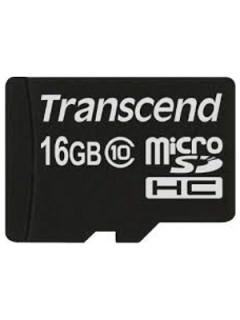 Transcend 16GB MicroSDHC Class 10 TS16GUSDC10