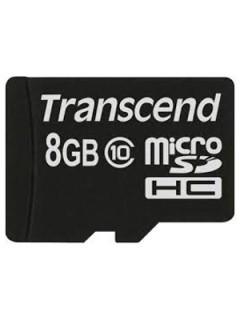 Transcend 8GB MicroSDHC Class 10 TS8GUSDC10
