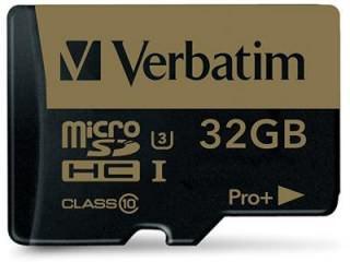Verbatim 32GB MicroSDHC Class 10 44033