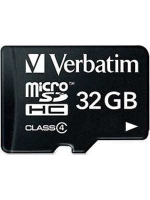 Verbatim 32GB microSDHC Card 97643