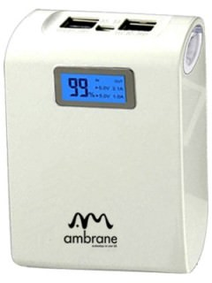 Ambrane P-1000 10400 mAh Power Bank