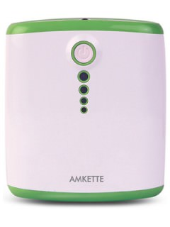 Amkette FDD674 Full Power Portable USB Charger 10400 mAh Power Bank