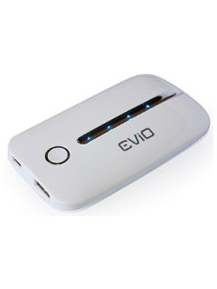 EviO EUP - 4000-M4000A 4000 mAh Power Bank