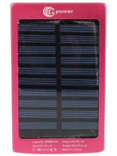 G Power T3 Solar 15000 mAh Power Bank