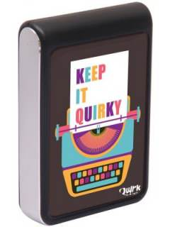 Quirk Tech QuirkBot QT1006 10400 mAh Power Bank