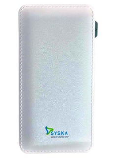 Syska Power Vintage 6000 mAh Power Bank