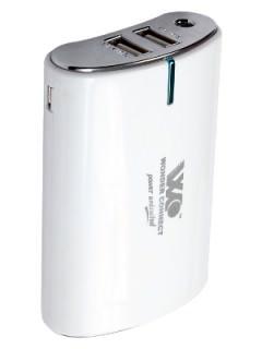 Wonder Connect WPB-6601 6600 mAh Power Bank