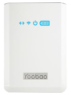 Yoobao YB-658 10400 mAh Power Bank