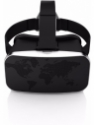 Techbyte 3rd Gen 3D VR Box Virtual Reality Head Mount Glasses (Black)(Smart Glasses)