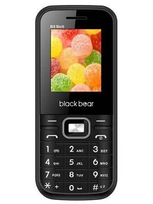Black Bear B5 Bolt