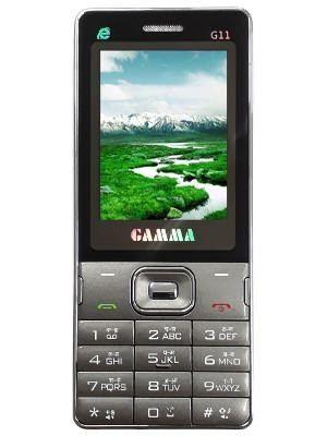 Gamma G11