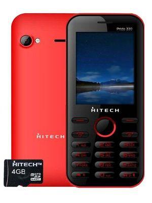 Hi-Tech Pride 330