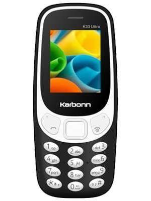 Karbonn K33 Ultra