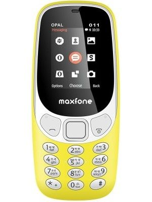 Maxfone Opal O11