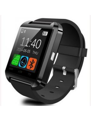 WDS Smart U8 B Compatible Black Smartwatch